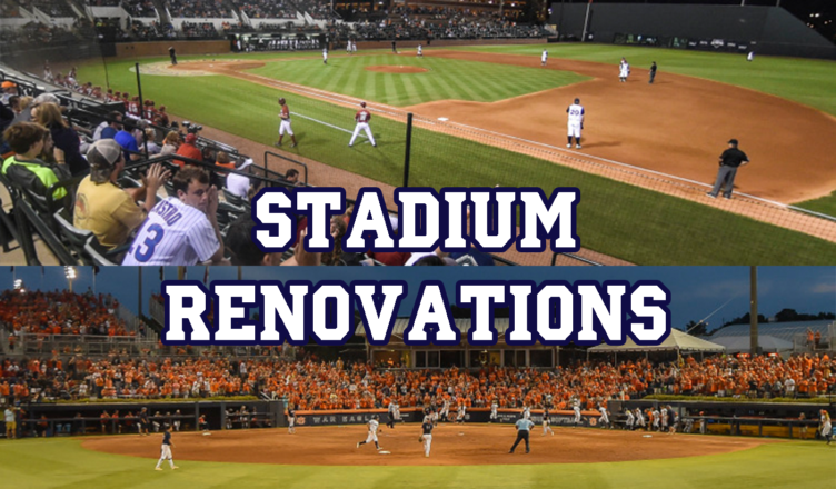 Auburn Stadium Expansions Planned For Baseball And