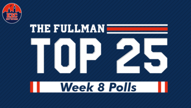 cfb top 25 polls cfp playoffs