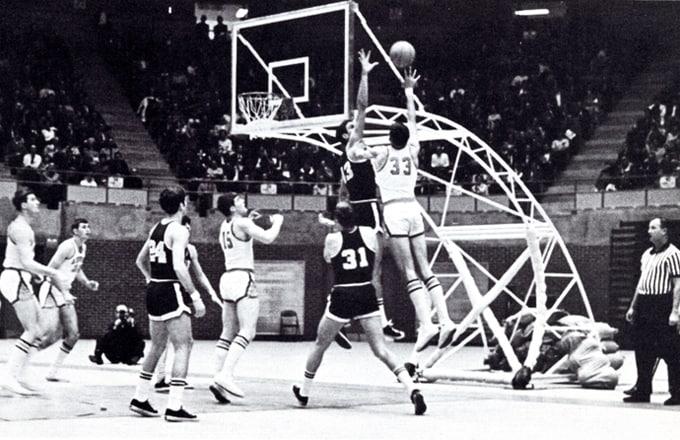 beard-eaves memorial collesium auburn basketball