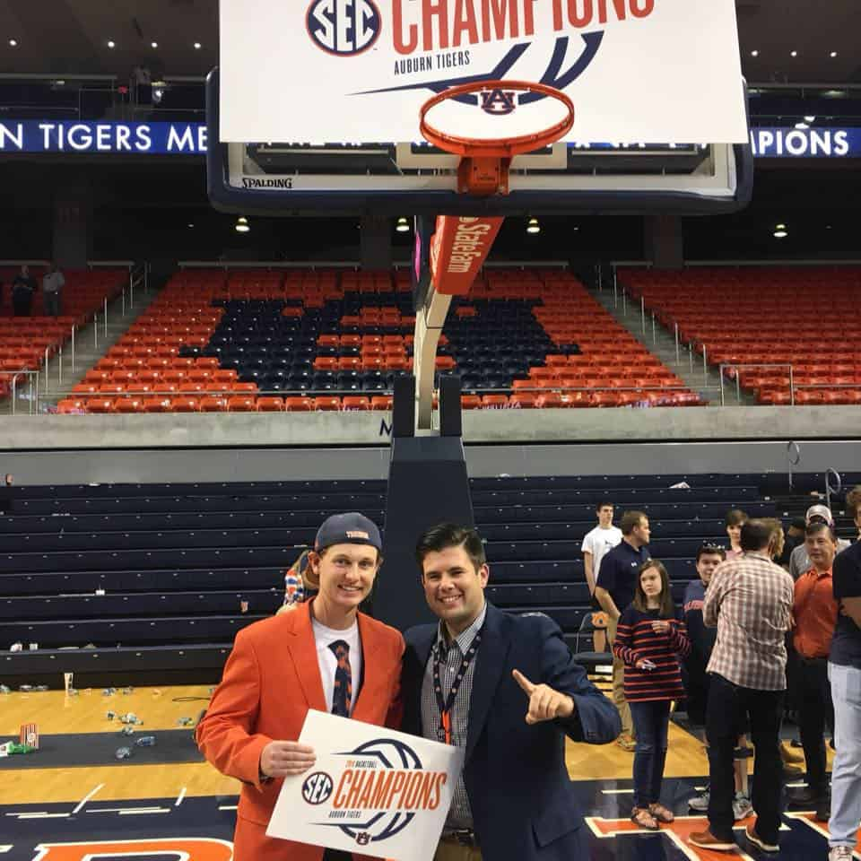 Top 10 Auburn Events Attended Chandler Fullman E2c Network